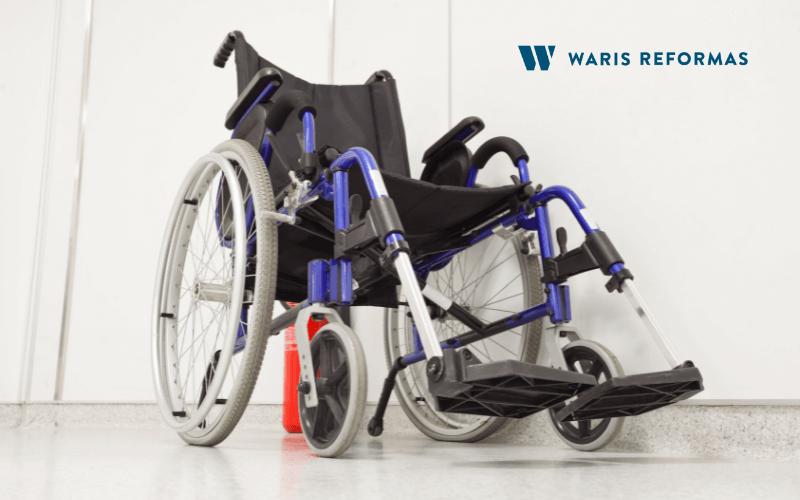 adaptar viviendas para personas con discapacidad